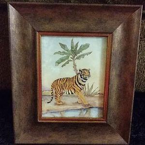 🐅 Framed Wall Art🐅 TIGER